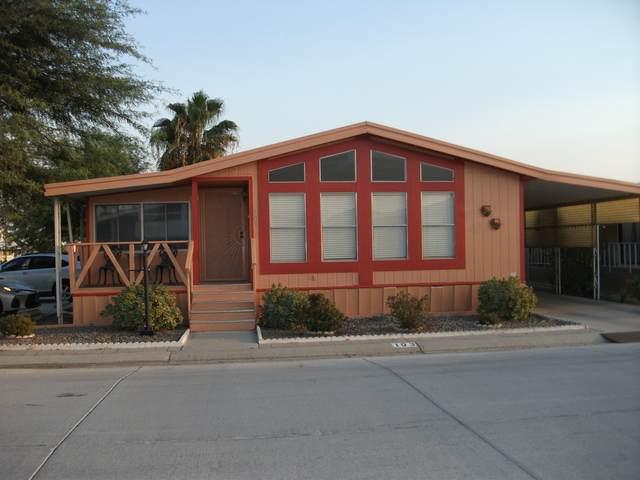 46618 Madison Street #103, Indio, CA 92201 (MLS #219048235) :: Mark Wise | Bennion Deville Homes