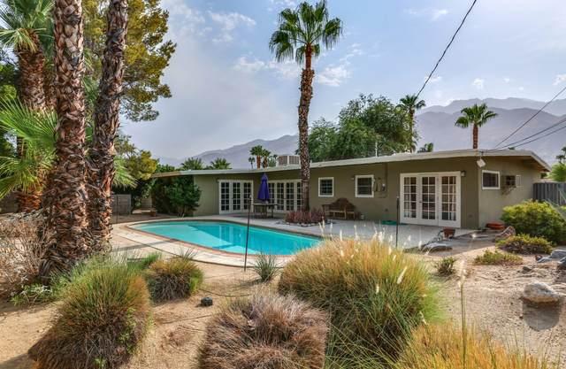 1440 N Opuntia Road, Palm Springs, CA 92262 (MLS #219048267) :: The Sandi Phillips Team