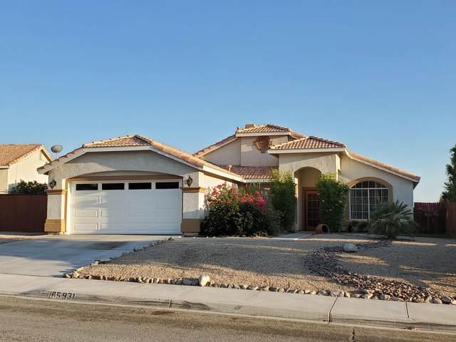 65931 Avenida Pico, Desert Hot Springs, CA 92240 (MLS #219048272) :: The Sandi Phillips Team