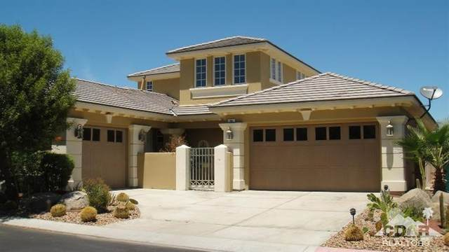 306 Via Napoli, Cathedral City, CA 92234 (MLS #219048276) :: The John Jay Group - Bennion Deville Homes
