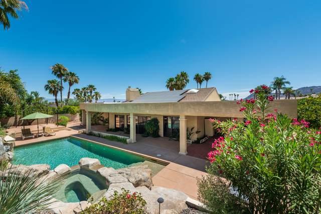 48721 N View Drive, Palm Desert, CA 92260 (MLS #219048283) :: Zwemmer Realty Group
