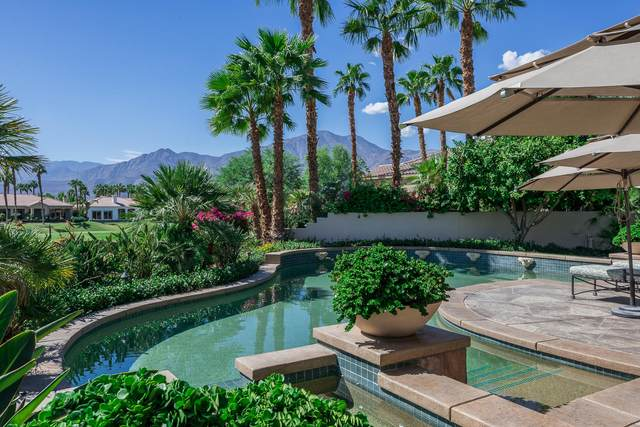 81085 Golf View Drive, La Quinta, CA 92253 (MLS #219048285) :: The John Jay Group - Bennion Deville Homes