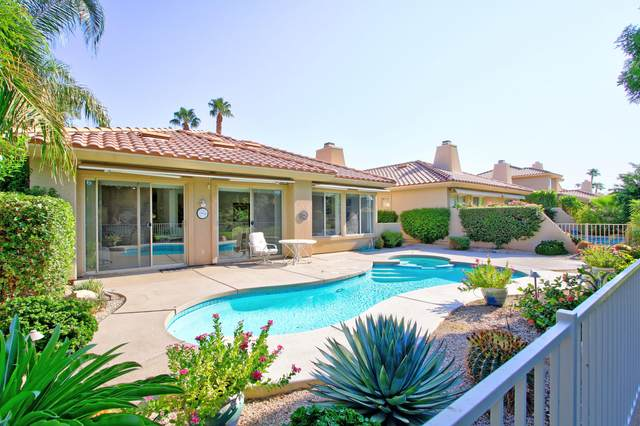 211 Kavenish Drive, Rancho Mirage, CA 92270 (MLS #219048357) :: The John Jay Group - Bennion Deville Homes