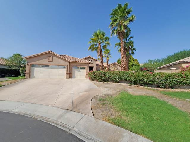 45241 Banff Springs Street, Indio, CA 92201 (MLS #219048389) :: The John Jay Group - Bennion Deville Homes