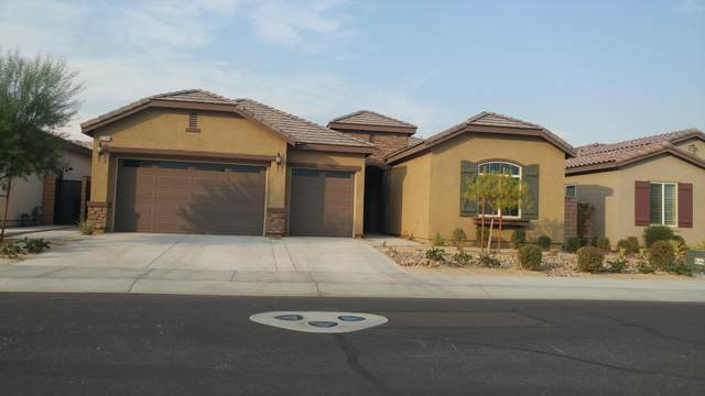 85564 Molvena Drive, Indio, CA 92203 (MLS #219048399) :: The John Jay Group - Bennion Deville Homes