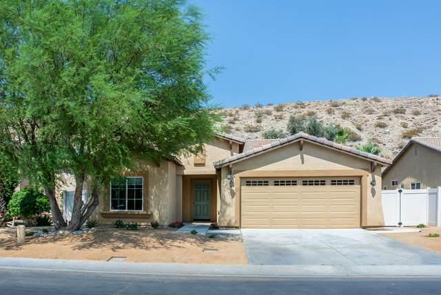64168 Appalachian Street, Desert Hot Springs, CA 92240 (MLS #219048449) :: The John Jay Group - Bennion Deville Homes