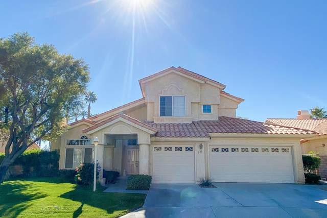 231 Augusta Drive, Palm Desert, CA 92211 (MLS #219048455) :: The John Jay Group - Bennion Deville Homes