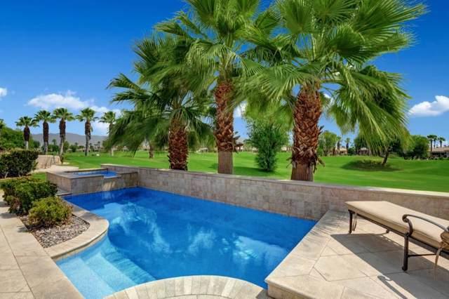 690 Snow Creek Canyon, Palm Desert, CA 92211 (MLS #219048473) :: The John Jay Group - Bennion Deville Homes
