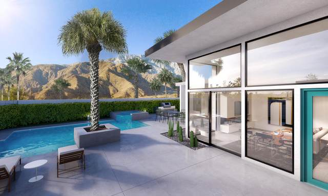 540 W Sepulveda Road, Palm Springs, CA 92262 (MLS #219048481) :: The Jelmberg Team