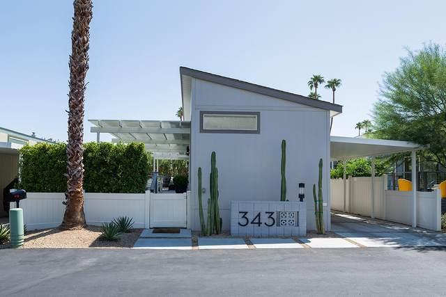 343 Lei Drive, Palm Springs, CA 92264 (MLS #219048495) :: The Sandi Phillips Team