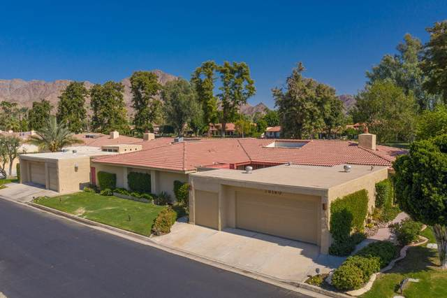 78160 Lago Drive, La Quinta, CA 92253 (MLS #219048499) :: The John Jay Group - Bennion Deville Homes