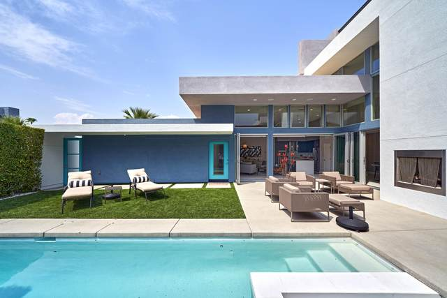 424 Terno Lane, Palm Springs, CA 92262 (MLS #219048510) :: Mark Wise | Bennion Deville Homes