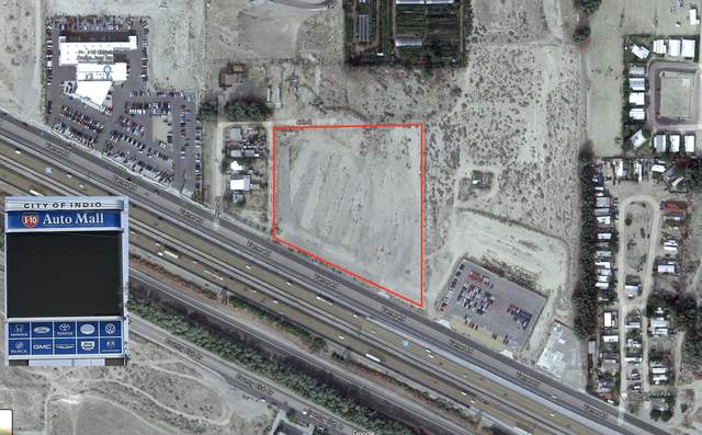 0 7.42 Ac Varner Road, Indio, CA 92201 (MLS #219048521) :: Hacienda Agency Inc