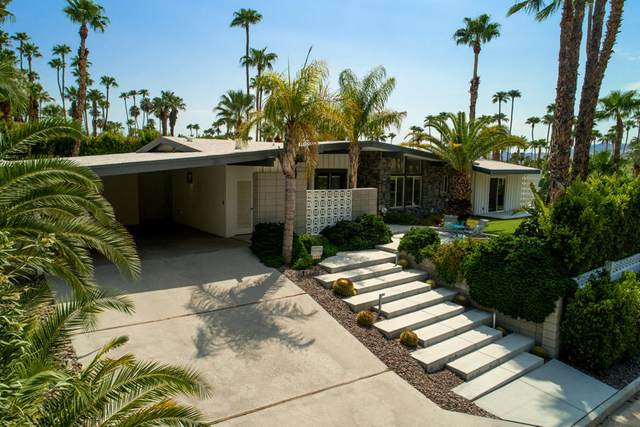1270 Los Robles Drive, Palm Springs, CA 92262 (MLS #219048565) :: The John Jay Group - Bennion Deville Homes