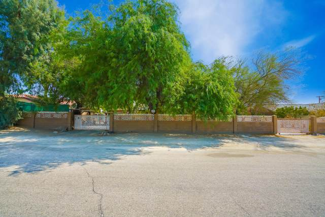31600 Calle Helene, Thousand Palms, CA 92276 (MLS #219048585) :: The Jelmberg Team
