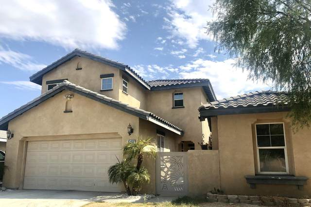 83537 Lapis Drive, Coachella, CA 92236 (MLS #219048588) :: The John Jay Group - Bennion Deville Homes