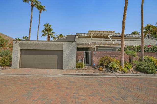 152 E Perlita Circle, Palm Springs, CA 92264 (MLS #219048593) :: Zwemmer Realty Group