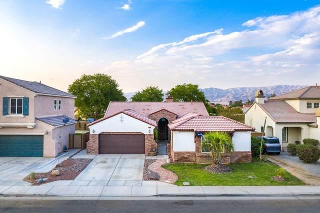 84342 Redondo Norte, Coachella, CA 92236 (MLS #219048633) :: The John Jay Group - Bennion Deville Homes