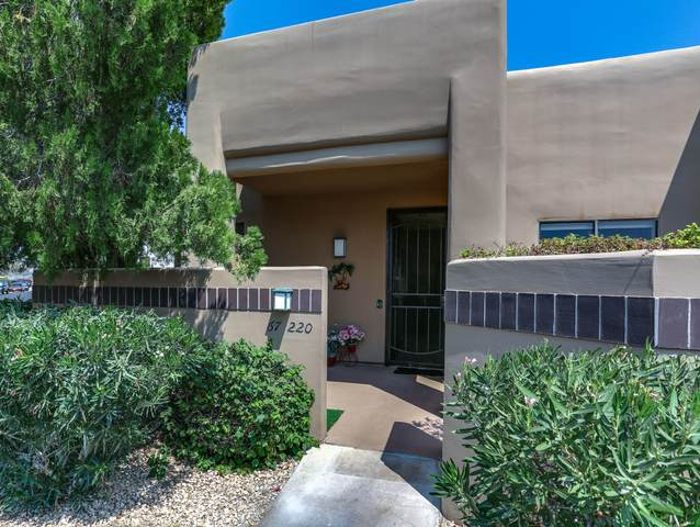 67220 W Chimayo Drive, Cathedral City, CA 92234 (MLS #219048646) :: The John Jay Group - Bennion Deville Homes