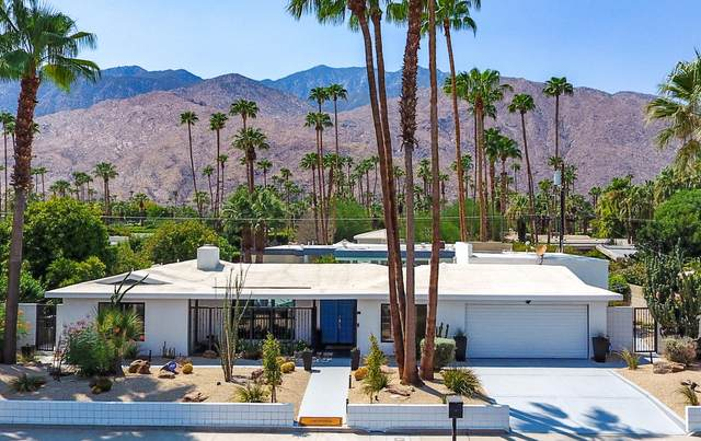 1545 S Calle Rolph, Palm Springs, CA 92264 (MLS #219048656) :: Desert Area Homes For Sale