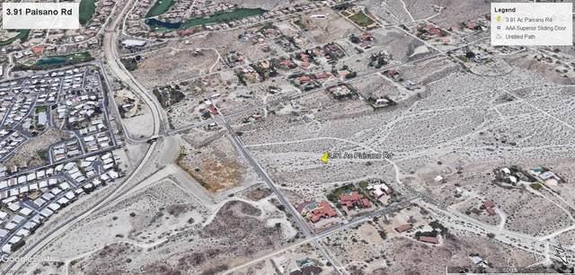 3.91 Ac Paisano Road, Palm Desert, CA 92260 (MLS #219048698) :: Zwemmer Realty Group