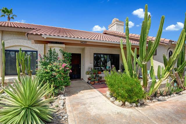 34285 Suncrest Drive, Cathedral City, CA 92234 (MLS #219048706) :: The Sandi Phillips Team