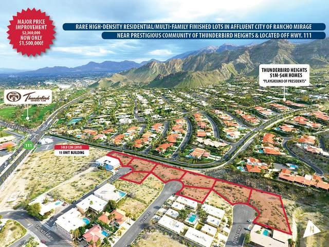 0 0, Rancho Mirage, CA 92270 (MLS #219048717) :: The John Jay Group - Bennion Deville Homes