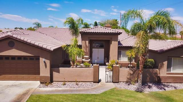 12 Buckingham Way, Rancho Mirage, CA 92270 (MLS #219048737) :: The Jelmberg Team