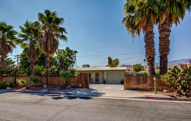 4355 E Camino San Simeon, Palm Springs, CA 92264 (MLS #219048746) :: The Sandi Phillips Team