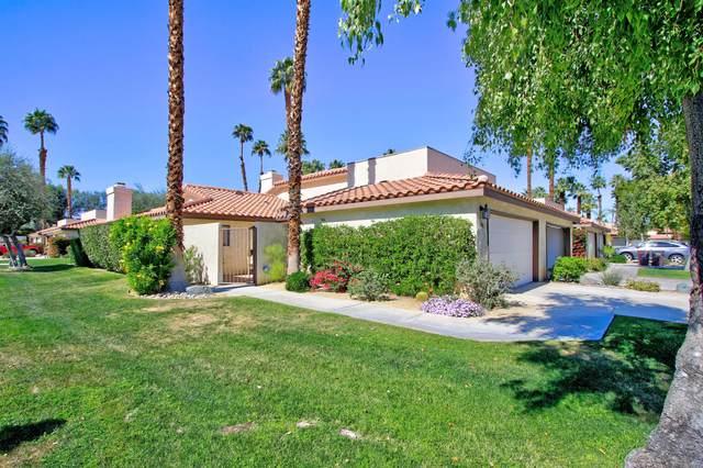 301 Lakewood Lane, Palm Desert, CA 92260 (MLS #219048759) :: The John Jay Group - Bennion Deville Homes