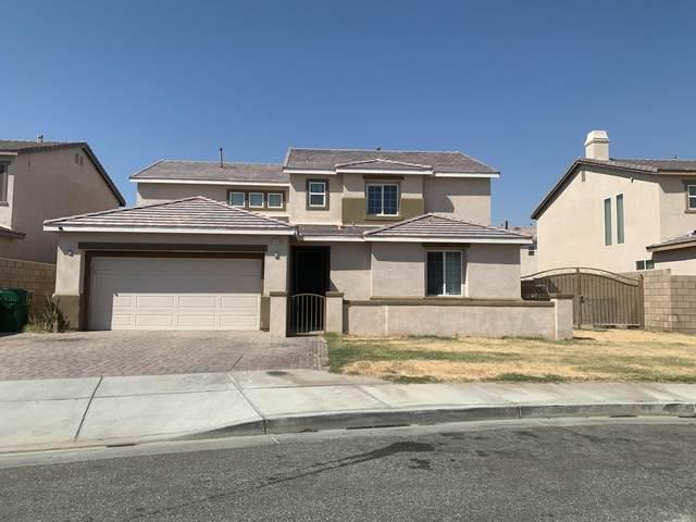 83836 Corte Estivo, Coachella, CA 92236 (MLS #219048780) :: The Jelmberg Team
