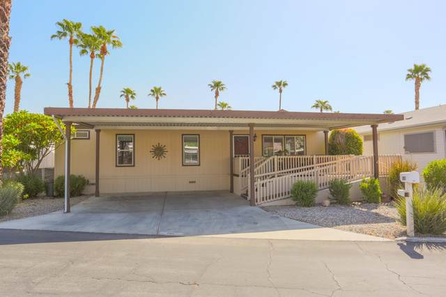 281 Butterfield, Cathedral City, CA 92234 (MLS #219048837) :: Hacienda Agency Inc