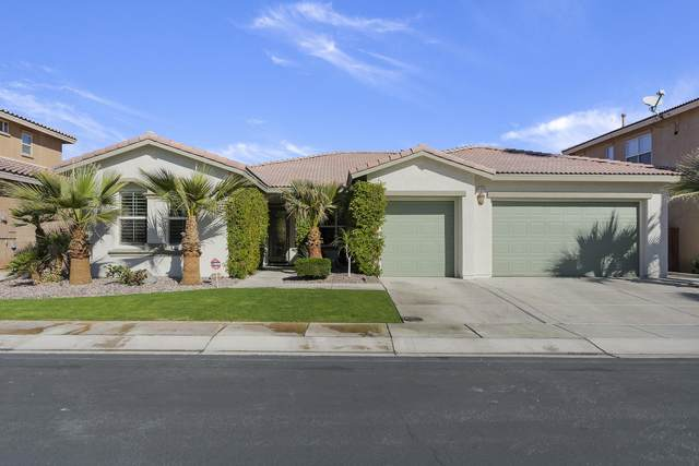 81800 Villa Reale Drive, Indio, CA 92203 (MLS #219048845) :: Desert Area Homes For Sale