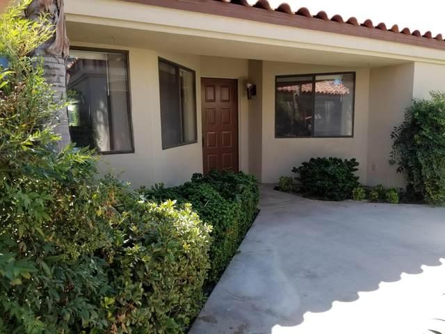38580 Nasturtium Way, Palm Desert, CA 92211 (MLS #219048852) :: The John Jay Group - Bennion Deville Homes