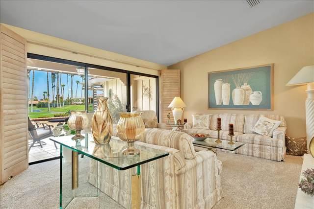27 Conejo Circle, Palm Desert, CA 92260 (MLS #219048860) :: The John Jay Group - Bennion Deville Homes
