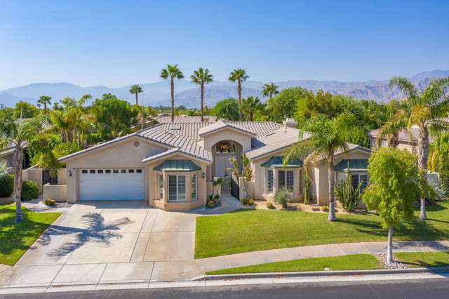 5 Sherwood Road, Rancho Mirage, CA 92270 (MLS #219048872) :: The John Jay Group - Bennion Deville Homes