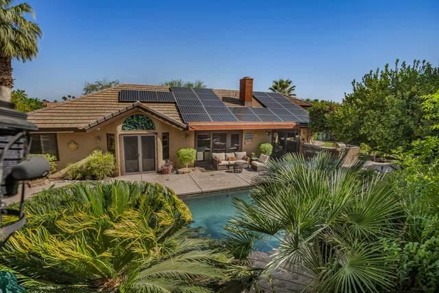 73395 Desert Rose Drive, Palm Desert, CA 92260 (MLS #219048873) :: The John Jay Group - Bennion Deville Homes