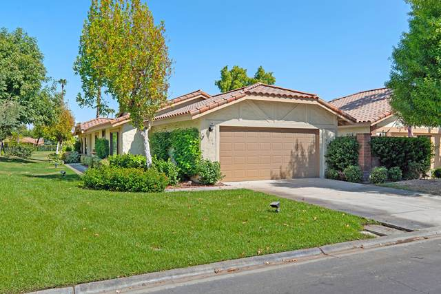 166 Don Miguel Circle, Palm Desert, CA 92260 (MLS #219048890) :: The John Jay Group - Bennion Deville Homes