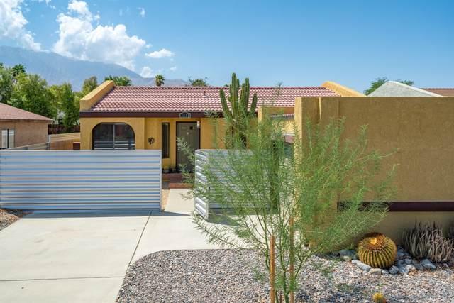 3251 N Sandspring Drive, Palm Springs, CA 92262 (MLS #219048893) :: The John Jay Group - Bennion Deville Homes