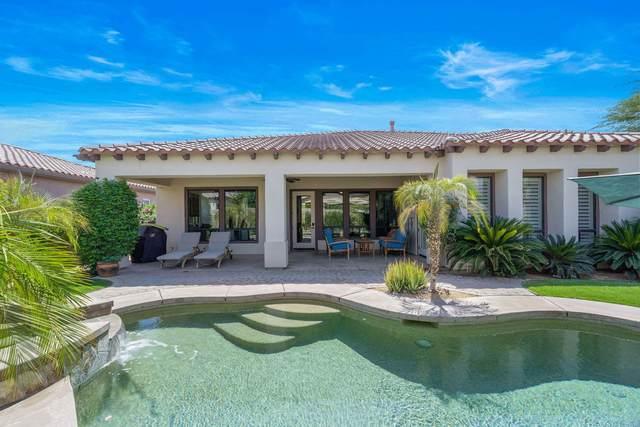 74192 Via Pellestrina, Palm Desert, CA 92260 (MLS #219048904) :: Zwemmer Realty Group