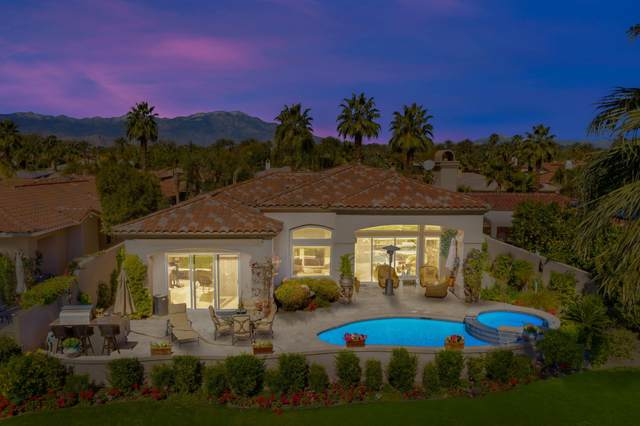 580 Elk Clover Circle, Palm Desert, CA 92211 (MLS #219048905) :: The John Jay Group - Bennion Deville Homes