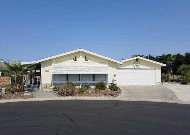 47703 Calle Fiesta, Indio, CA 92201 (MLS #219048907) :: The John Jay Group - Bennion Deville Homes