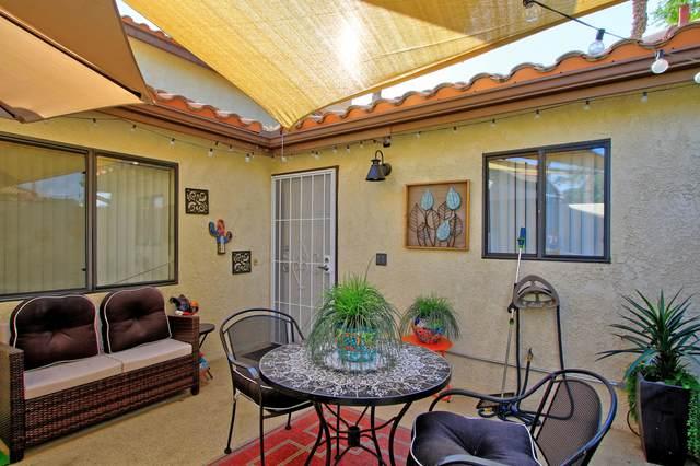 414 Pebble Creek Lane, Palm Desert, CA 92260 (MLS #219048909) :: The John Jay Group - Bennion Deville Homes