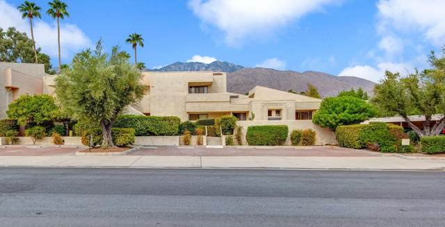 1591 S Cerritos Drive, Palm Springs, CA 92264 (MLS #219048933) :: The John Jay Group - Bennion Deville Homes