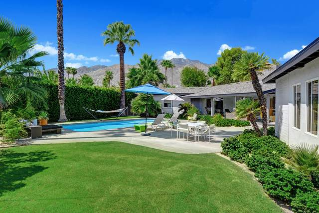 888 N Hermosa Drive, Palm Springs, CA 92262 (MLS #219048947) :: The John Jay Group - Bennion Deville Homes