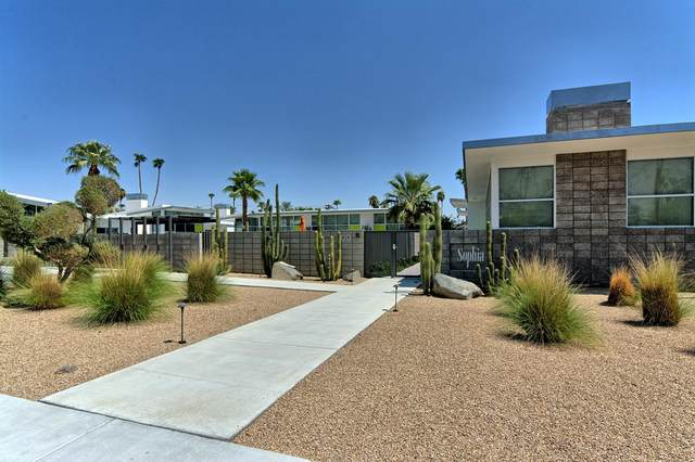 100 N Cerritos Drive, Palm Springs, CA 92262 (MLS #219048948) :: The John Jay Group - Bennion Deville Homes