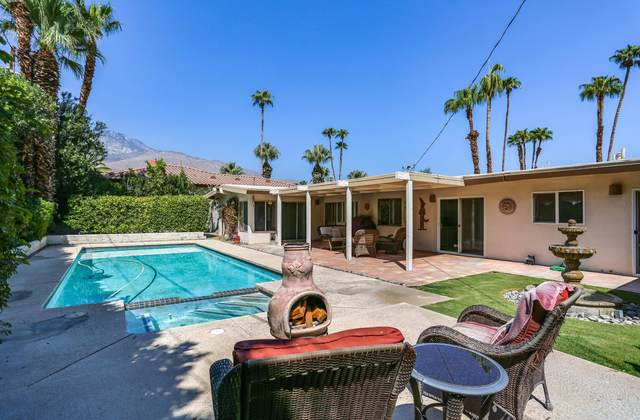 2933 Araby Circle, Palm Springs, CA 92264 (MLS #219048957) :: The John Jay Group - Bennion Deville Homes