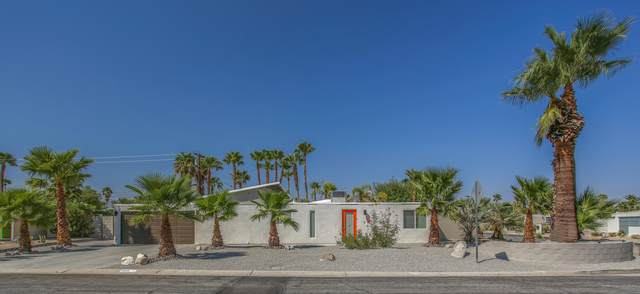 580 E Laurel Circle, Palm Springs, CA 92262 (MLS #219049006) :: The John Jay Group - Bennion Deville Homes
