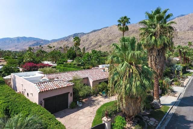 261 E Palo Verde Avenue, Palm Springs, CA 92264 (MLS #219049027) :: Brad Schmett Real Estate Group
