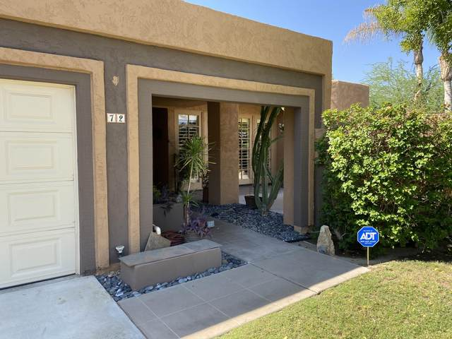 72 San Simeon Place, Rancho Mirage, CA 92270 (MLS #219049048) :: The John Jay Group - Bennion Deville Homes